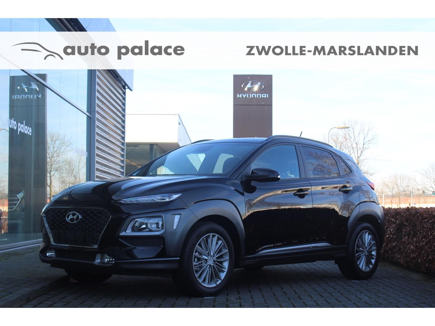 Hyundai Kona 1.0 t-gdi 120pk 2wd fashion netto deal