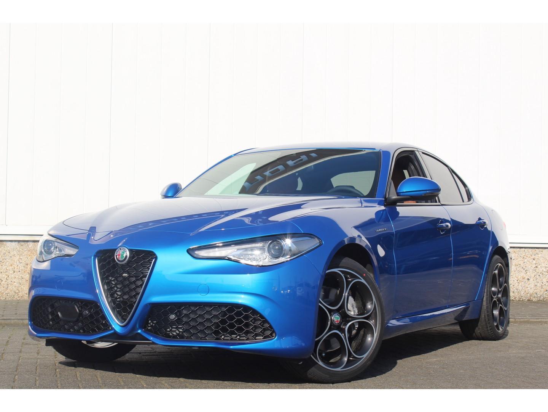 Alfa romeo Giulia 2.0 turbo 280pk aut awd veloce