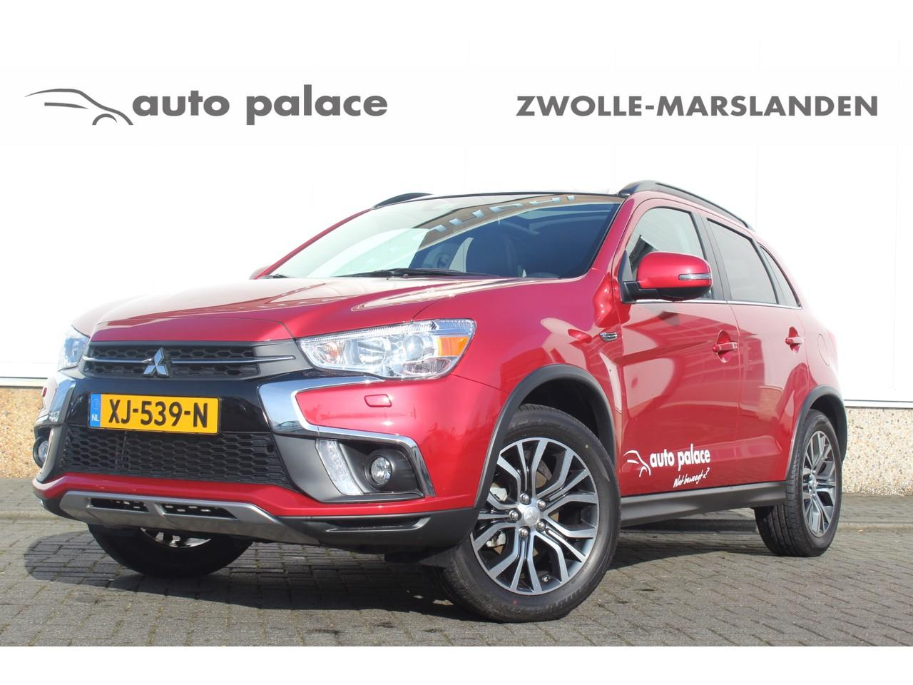 Mitsubishi Asx 1.6 mivec cleartec 117pk instyle