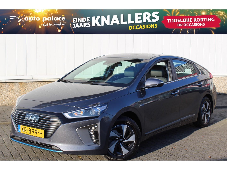 Hyundai Ioniq 1.6 gdi blue hev 141 pk dct premium