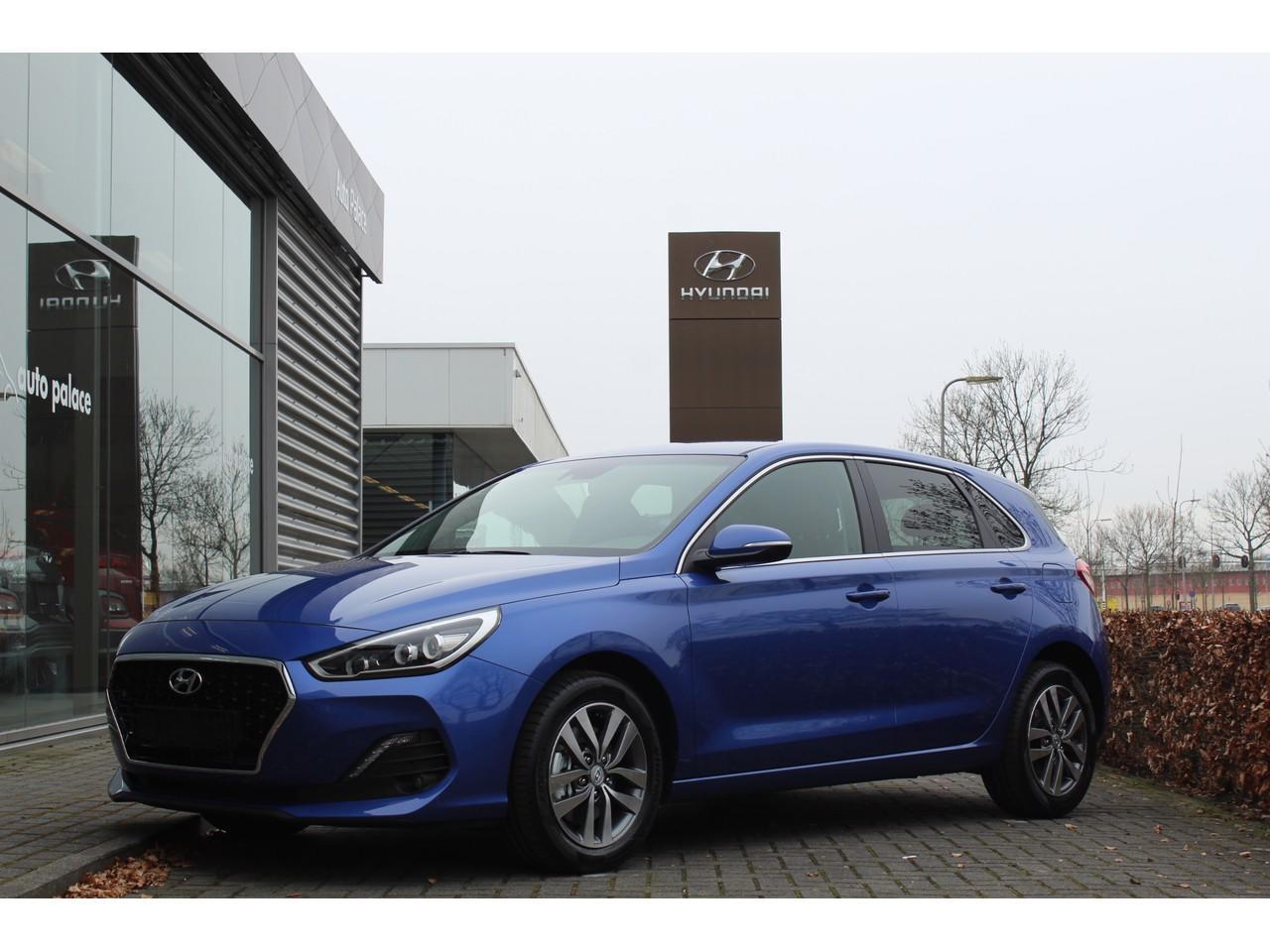 Hyundai I30 1.0 t-gdi 120pk premium