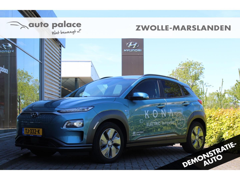 Hyundai Kona Ev 64kw premium / direct beschikbaar / orgineel nederlandse auto