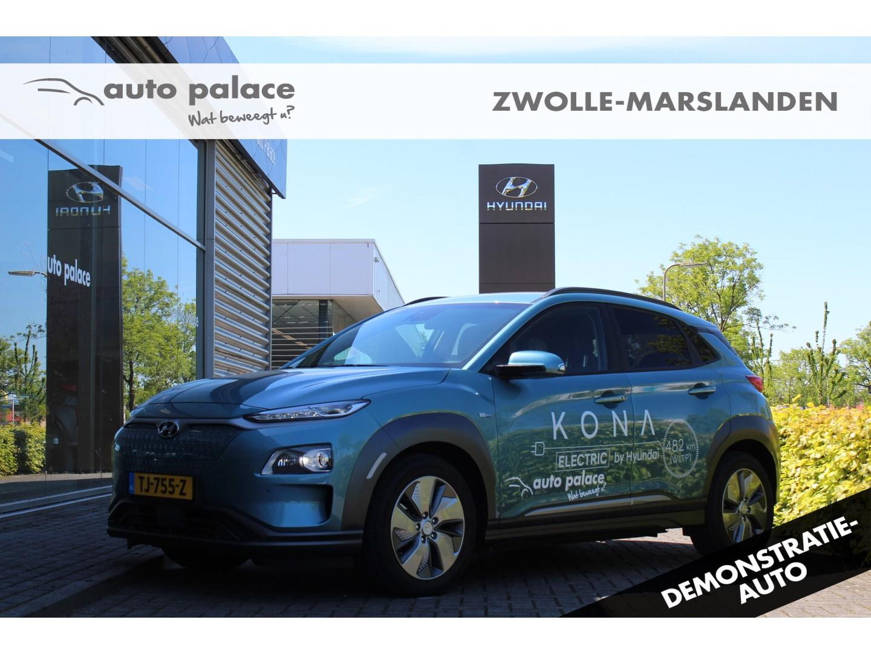 Hyundai Kona Ev premium 64kw direct beschikbaar / origineel nederlandse auto