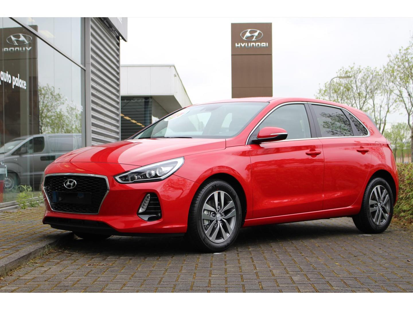 Hyundai I30 First edition