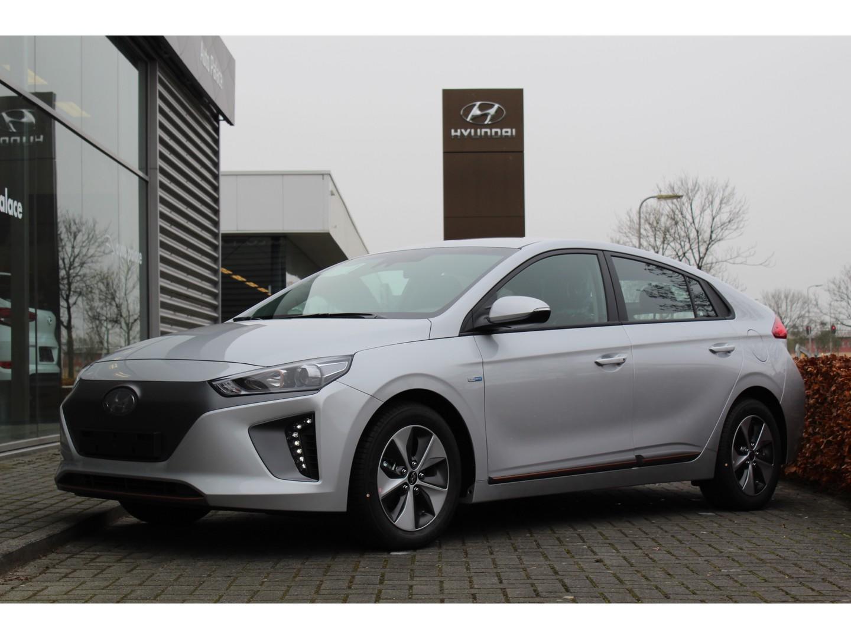 Hyundai Ioniq Ev comfort