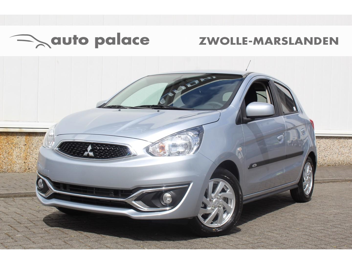 Mitsubishi Space star 1.0 mivec 71pk cleartec as&g cvt libelle edition