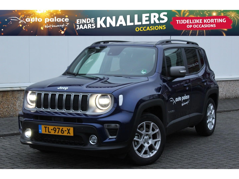 Jeep Renegade 1.0 multiair 120pk limited
