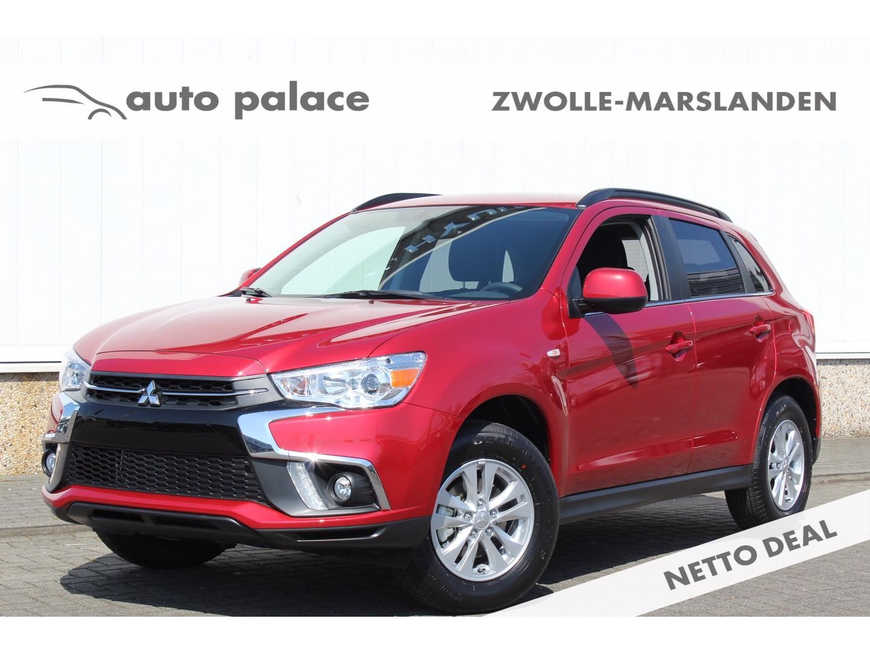 Mitsubishi Asx 1.6 mivec 117pk life van € 26.495 voor € 22.995,-