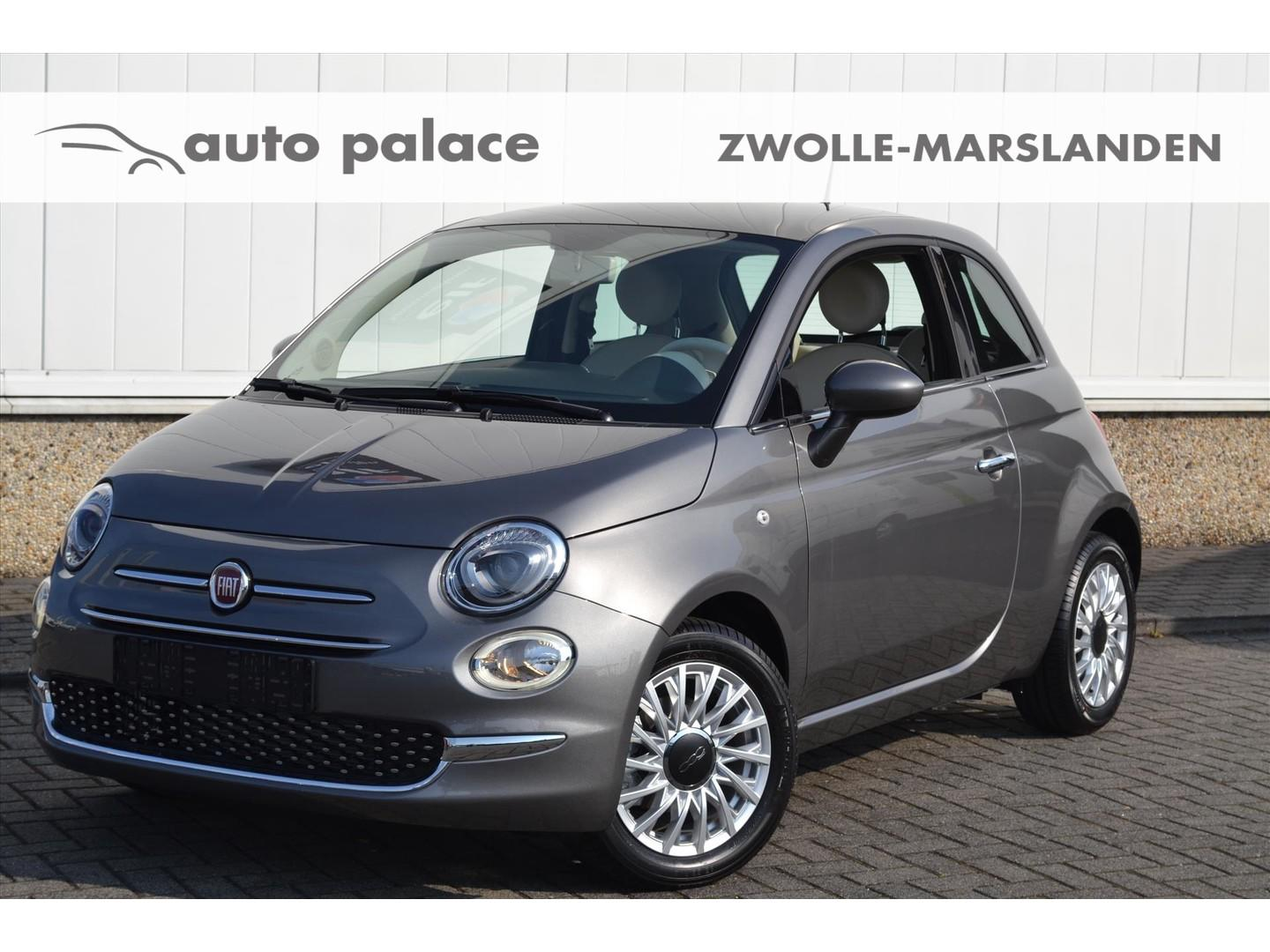 Fiat 500 Twinair turbo lounge 85pk