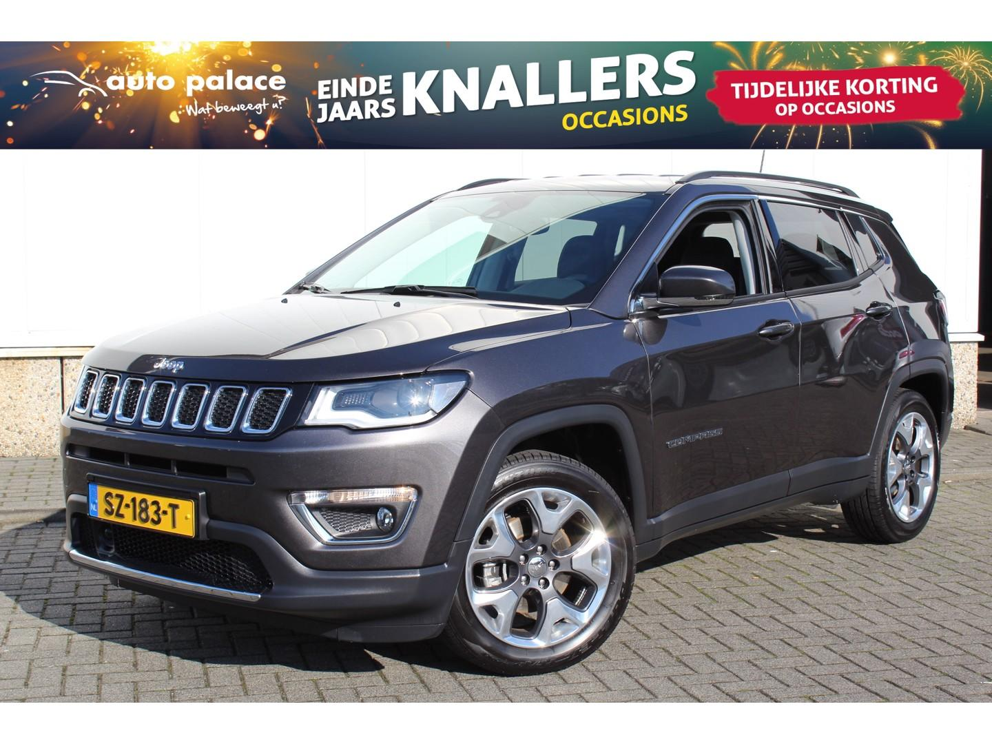 Jeep Compass 1.4 140pk opening edition plus