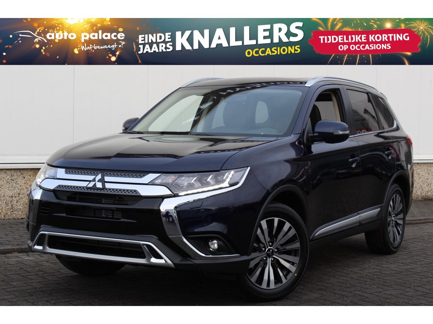 Mitsubishi Outlander 2.0 mivec 150pk 4wd cvt 7persoons instyle+