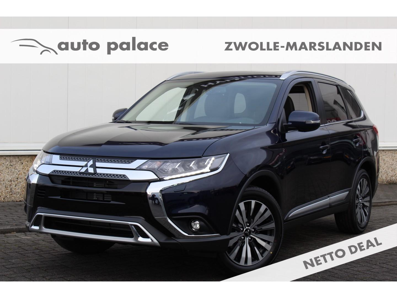 Mitsubishi Outlander 2.0 mivec 150pk 4wd cvt 7persoons instyle+ van € 44.955 voor € 39.995,-