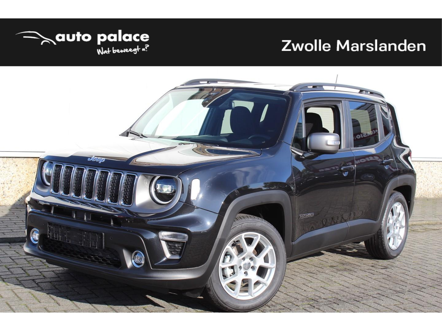 Jeep Renegade 1.0turbo 120pk limited
