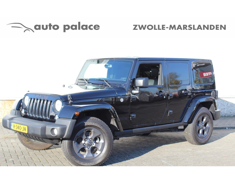 Jeep Wrangler 2.8 16v 200pk automaat van (euro 6) unlimited night eagle