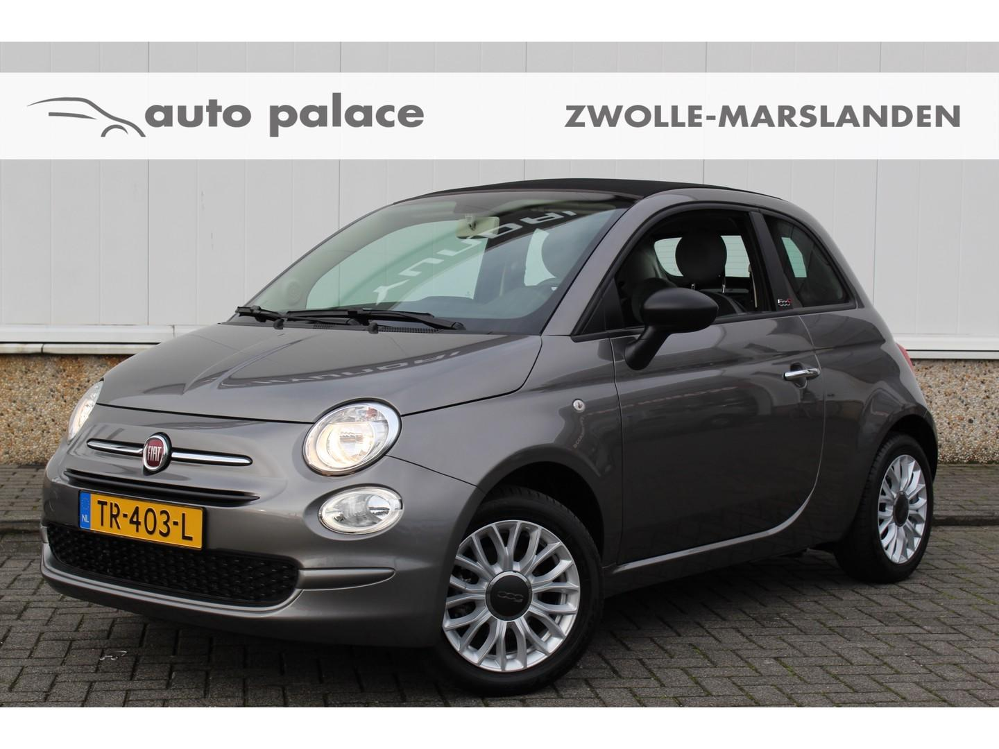 Fiat 500c Twinair turbo 80pk young