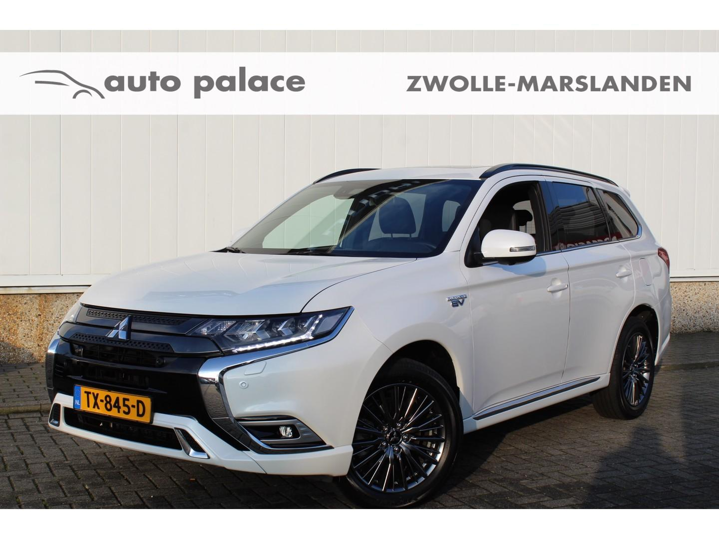Mitsubishi Outlander 2.4 dohc mivec phev 240pk 4wd automaat s-edition