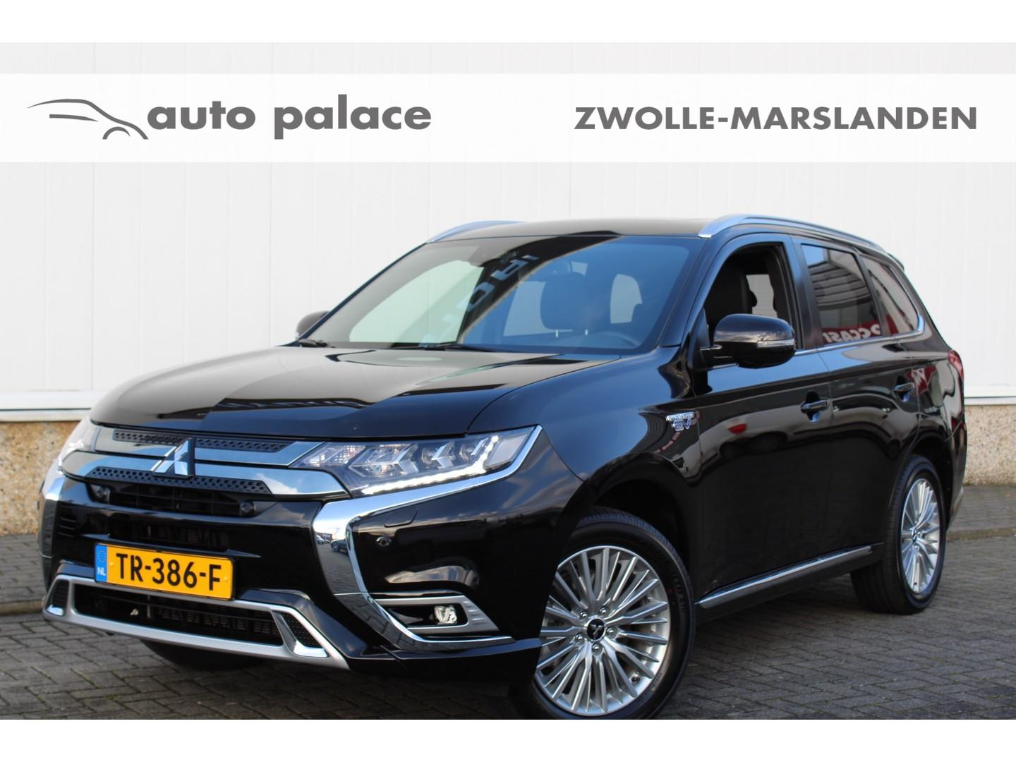 Mitsubishi Outlander 2.4 dohc mivec phev 240pk 4wd automaat instyle