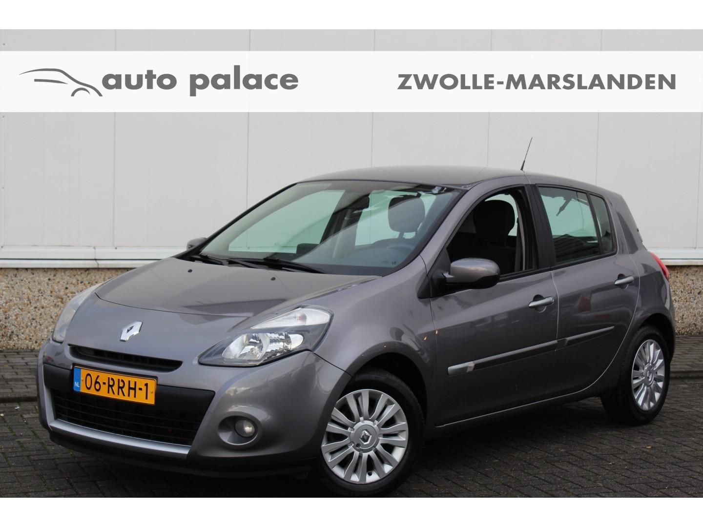 Renault Clio 1.2 tce 100pk 5-drs collection