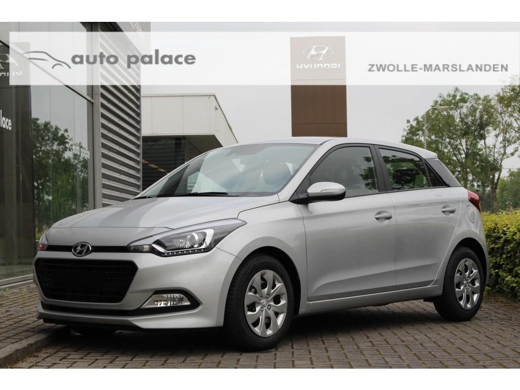 Hyundai I20 I-motion incl. extra inruil dealer draait door