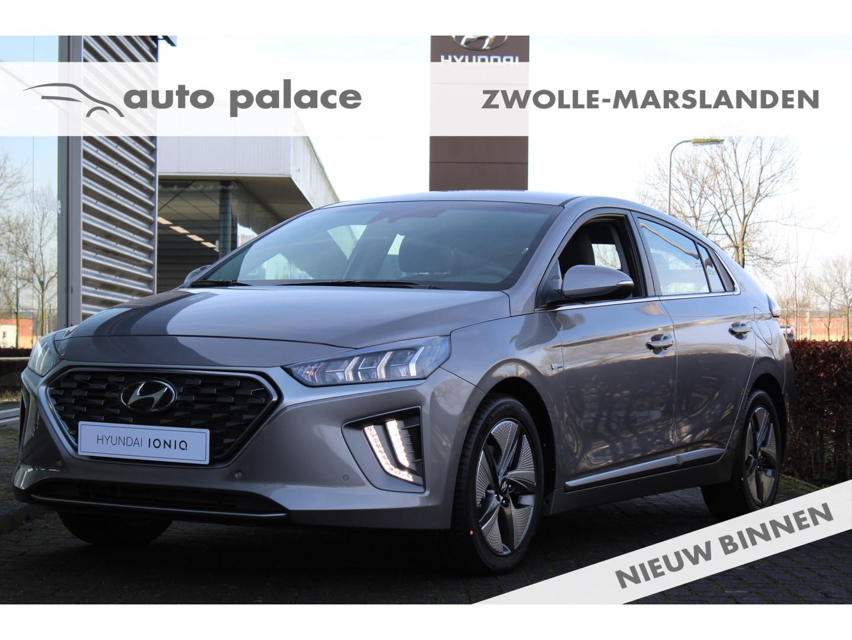 Hyundai Ioniq 1.6 gdi hev 141 pk dct comfort