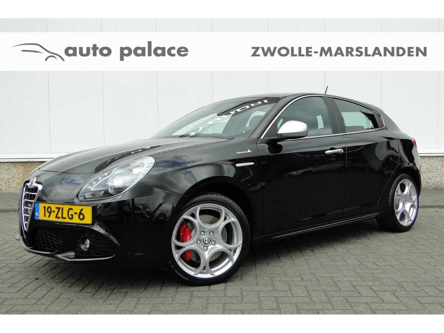 Alfa romeo Giulietta 1.4 turbo multiair 170pk business executive