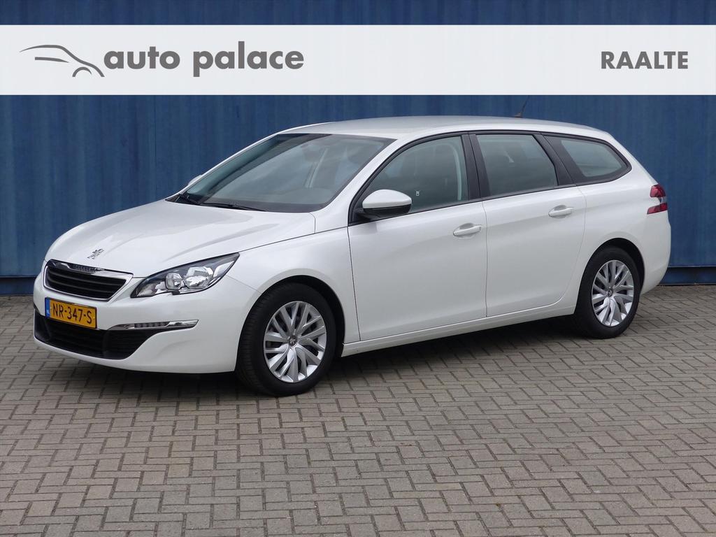 Peugeot 308 1.2 puretech 110pk edition