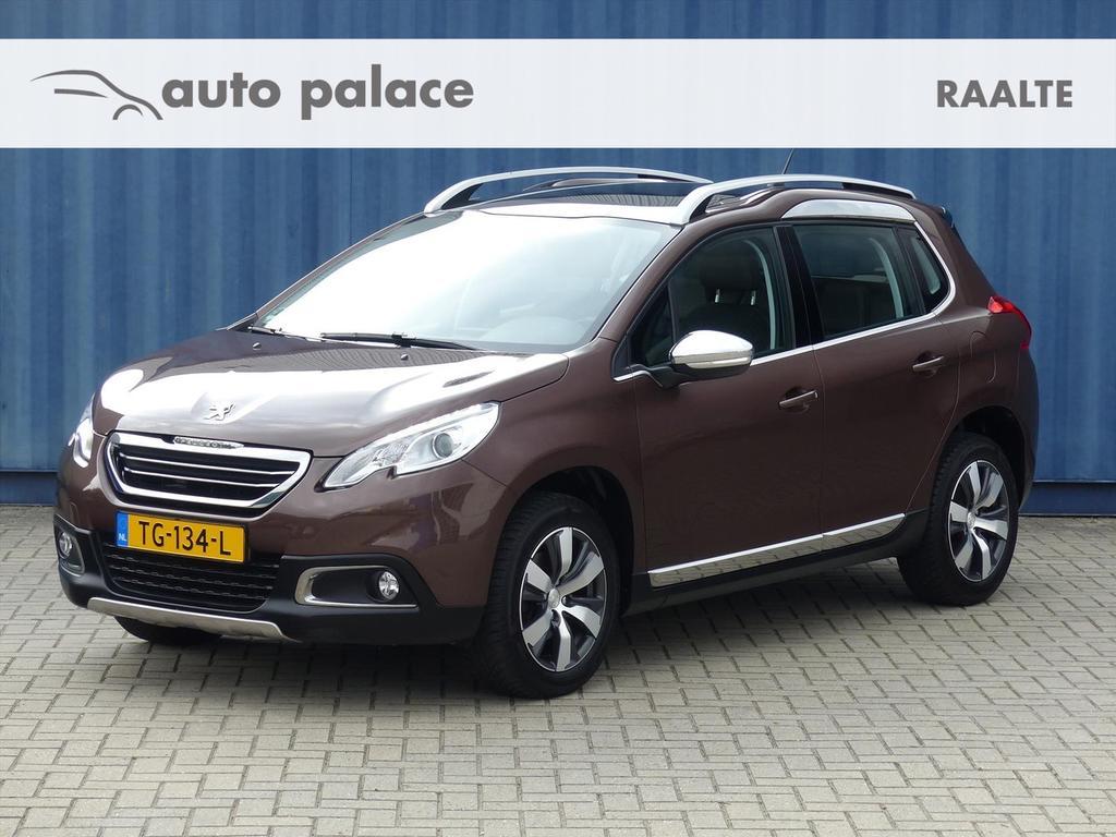 Peugeot 2008 1.6 vti 120pk allure navigatie