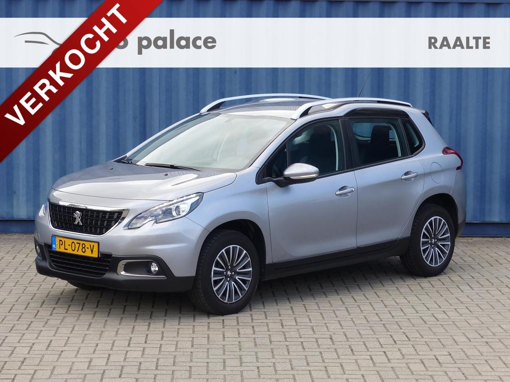 Peugeot 2008 1.2 active ***verkocht***