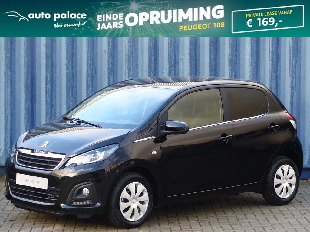 Peugeot 108 1.0 e-vti 72pk active