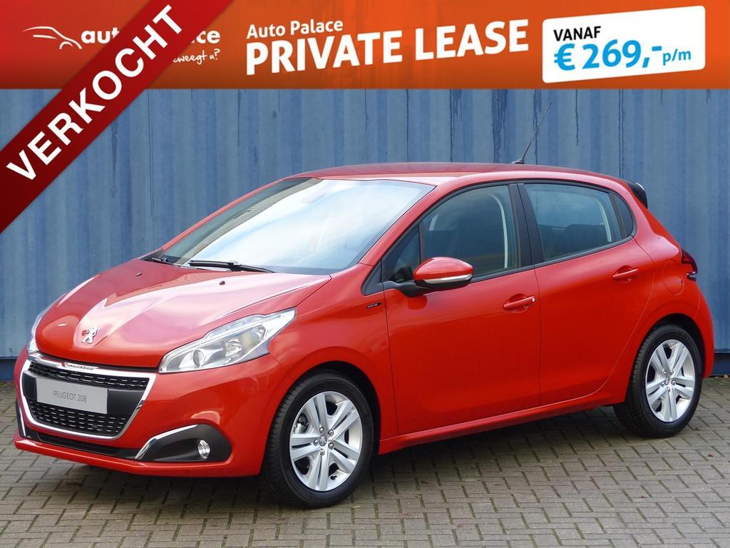 Peugeot 208 1.2 puretech 82pk signature ***verkocht***