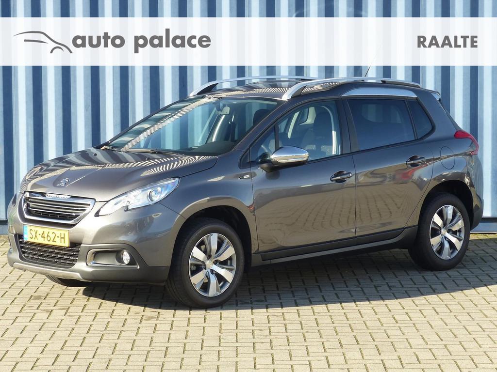 Peugeot 2008 Style 1.2 pure tech navigatie