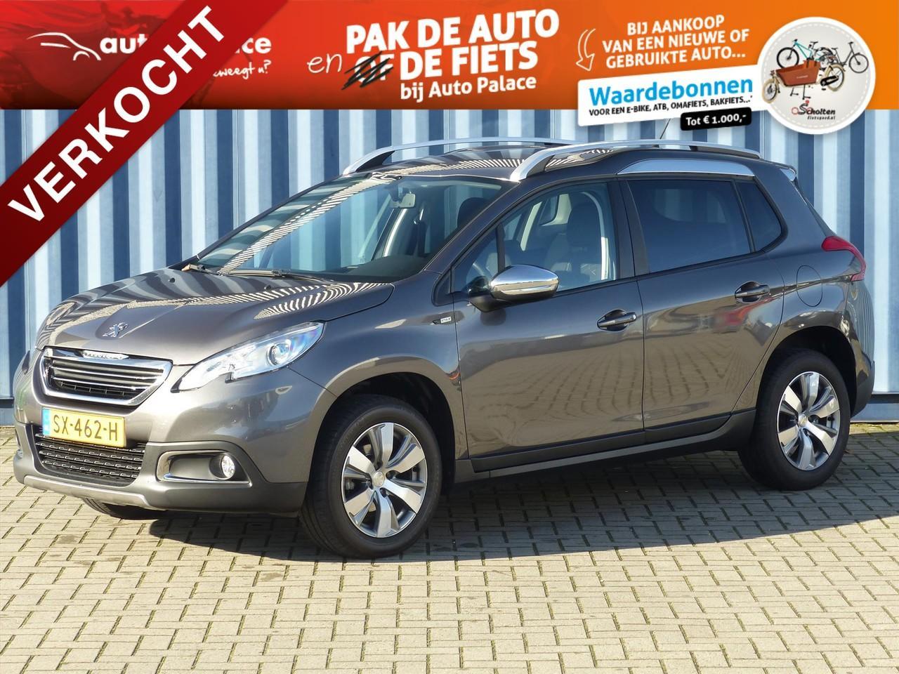 Peugeot 2008 Style 1.2 pure tech ***verkocht***
