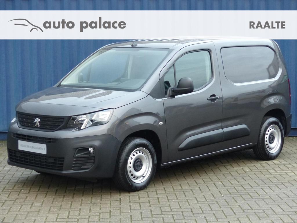 Peugeot Peugeot Partner 1.6 bluehdi 75pk 650kg premium navigatie