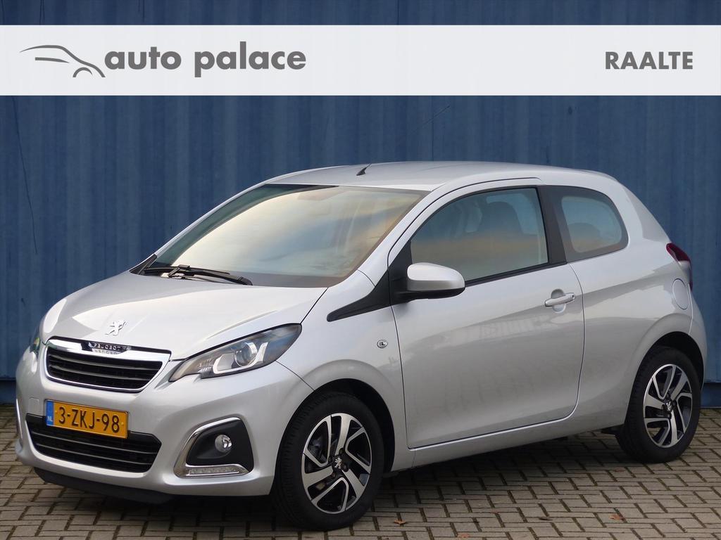 Peugeot 108 1.2 vti 82pk allure