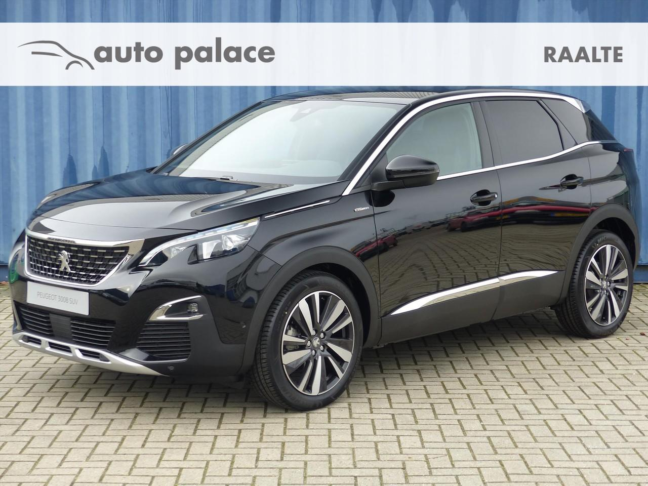 Peugeot 3008 1.2 puretech 130pk gt-line