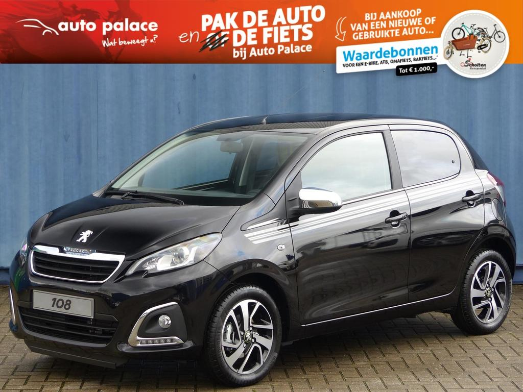 Peugeot 108 1.0 collection