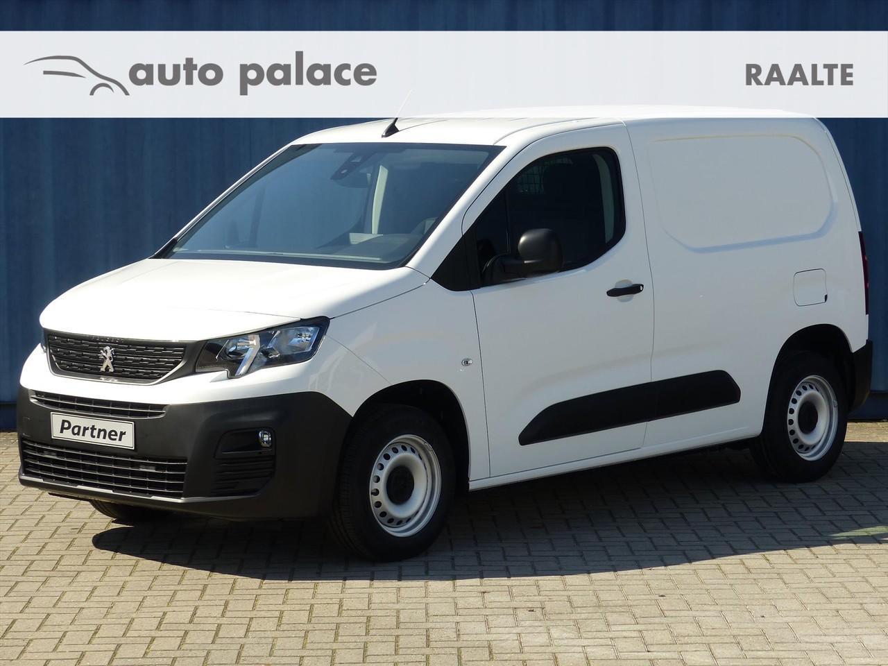 Peugeot Peugeot Partner 1.6 bluehdi 100pk 650kg premium