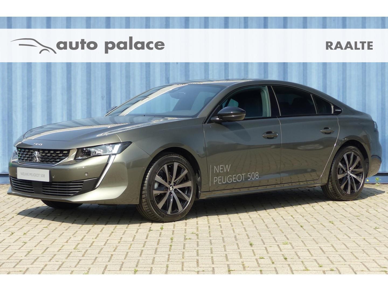 Peugeot 508 1.6 puretech 180pk eat8 gt-line