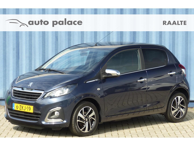 Peugeot 108 1.0 e-vti 68pk première