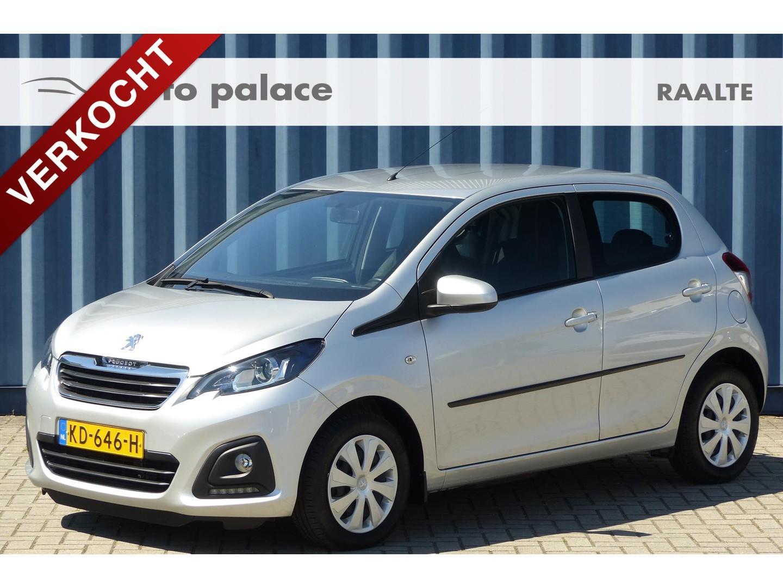 Peugeot 108 1.0 e-vti 68pk active ***verkocht***