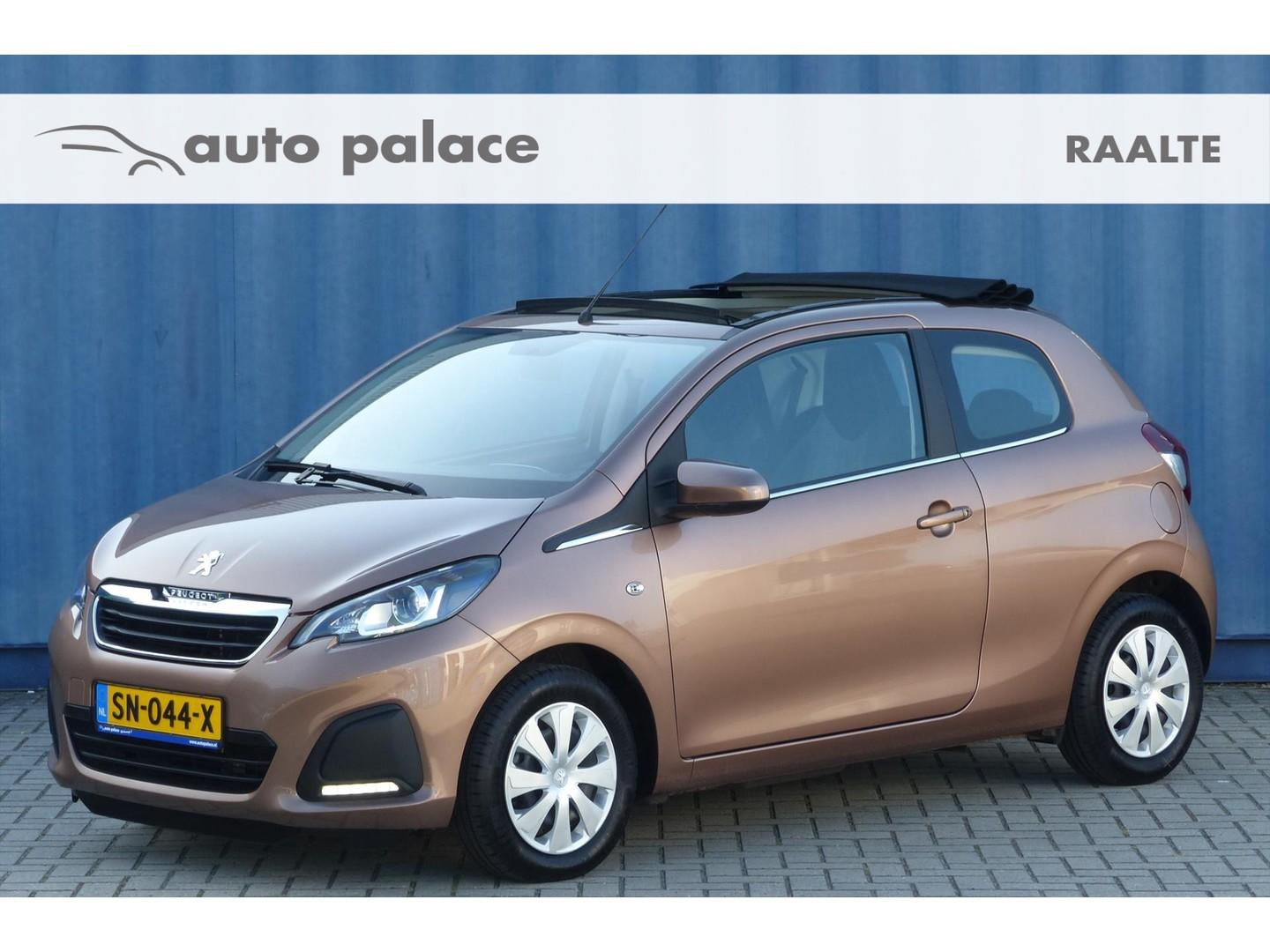 Peugeot 108 1.0 e-vti 68pk top! allure