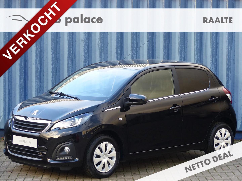 Peugeot 108 1.0 e-vti 72pk active premium pack ***verkocht***