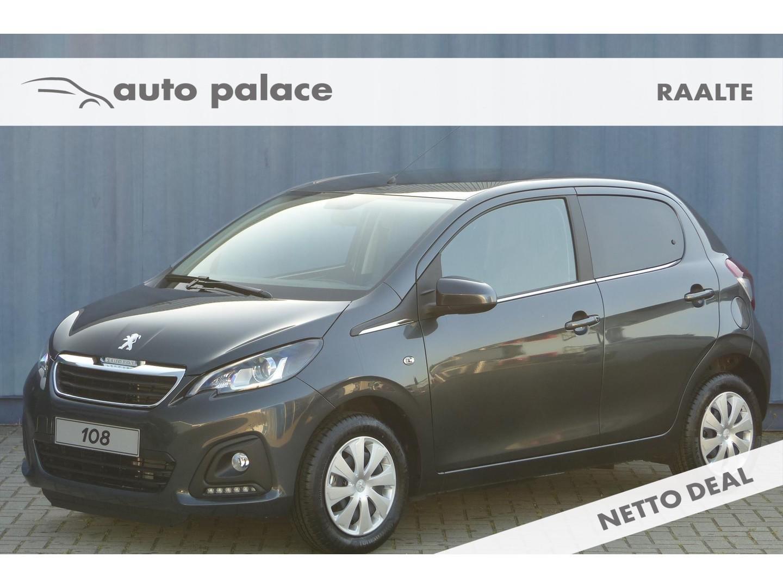 Peugeot 108 1.0 e-vti 72pk active premium pack