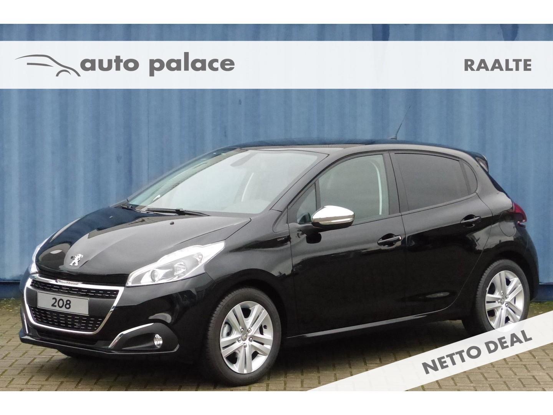Peugeot 208 1.2 puretech 82pk signature
