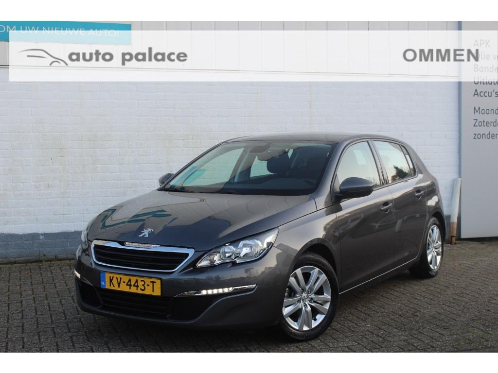 Peugeot 308 1.2 active 110 pk climate cruise airco bluetooth