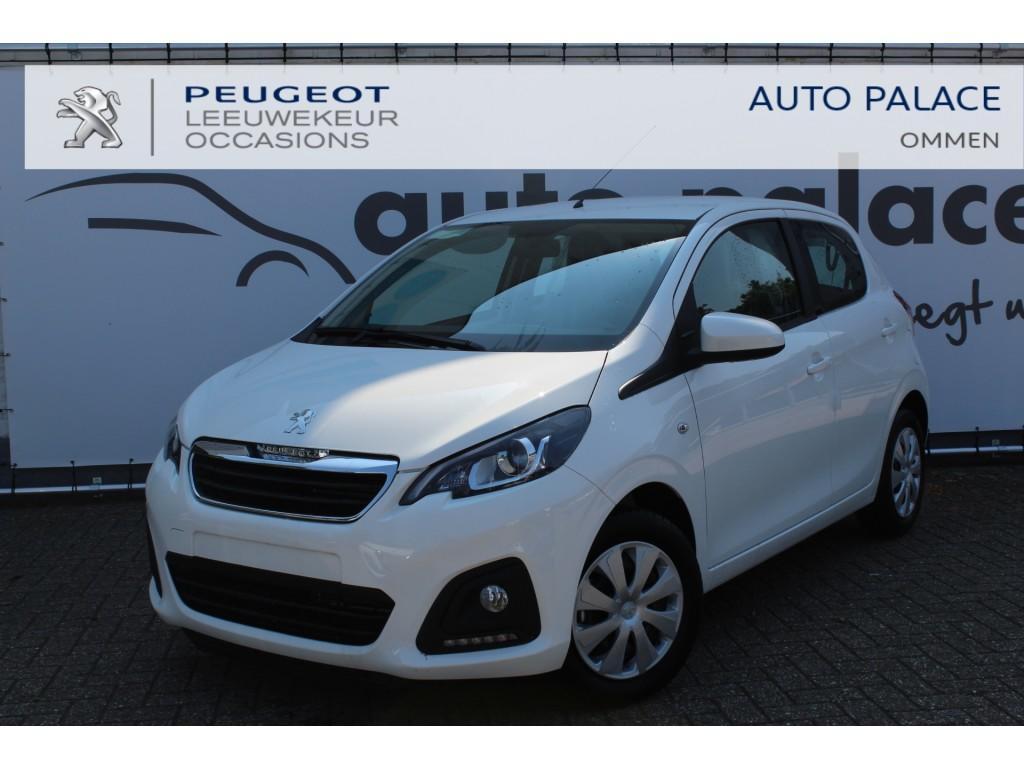 Peugeot 108 1.0 5d active pack premium airco radio bluetooth
