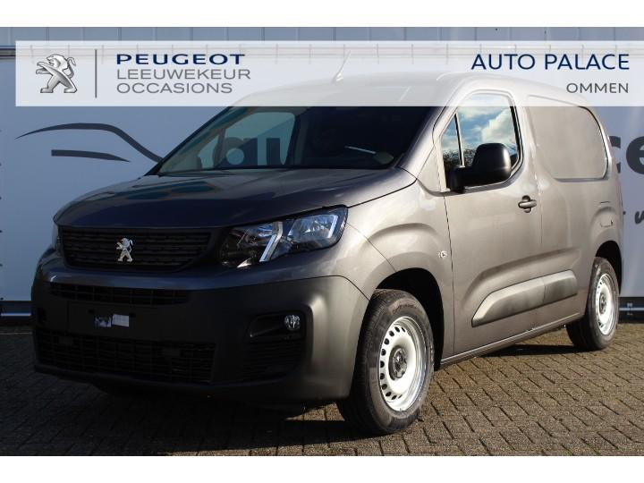 Peugeot Partner Premium 75 airco cruise bluetooth