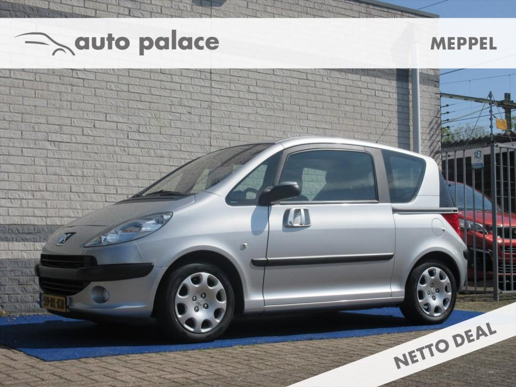 Peugeot 1007 1.4 gentry climate control