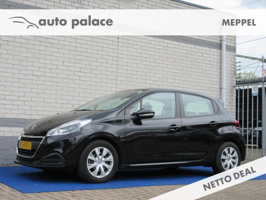 Peugeot 208 1.6 bluehdi 100pk active navigatie