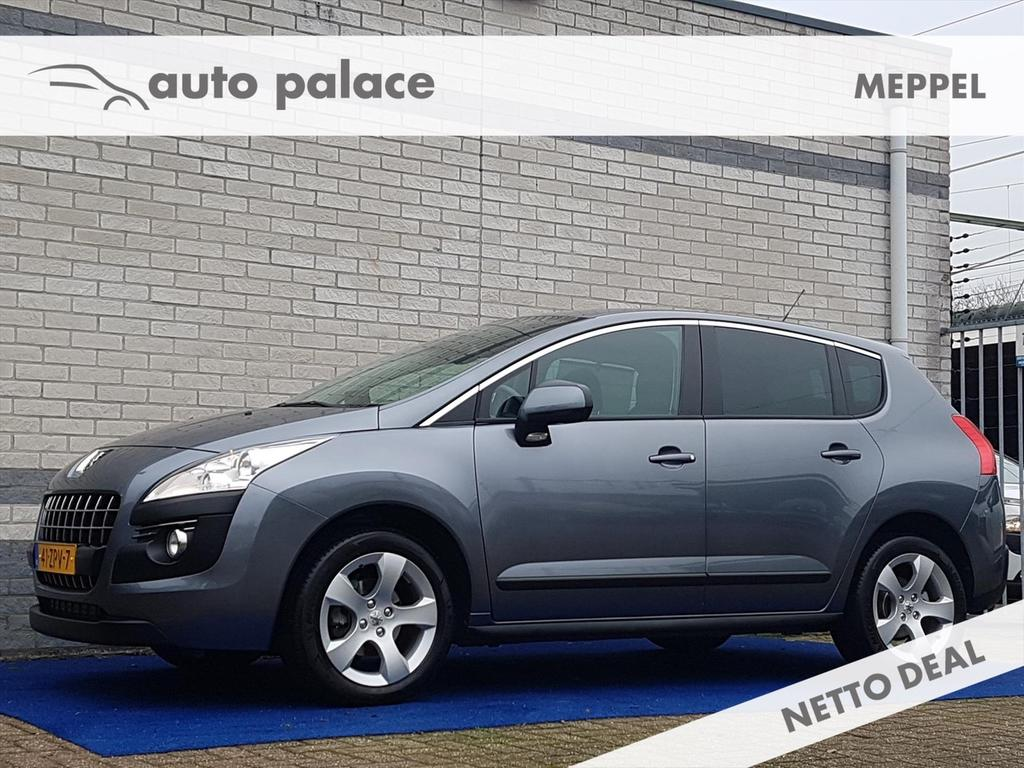 Peugeot 3008 1.6 16v hdi 115pk blue lease navi, clia, 17''lm